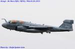Chofu Spotter Ariaさんが、厚木飛行場で撮影したアメリカ海兵隊 EA-6B Prowler (G-128)の航空フォト(写真)