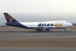 中部国際空港 - Chubu Centrair International Airport [NGO/RJGG]で撮影されたアトラス航空 - Atlas Air [GTI]の航空機写真
