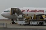 ハピネスさんが、中部国際空港で撮影したエアー・ホンコン A300B4-622R(F)の航空フォト(飛行機 写真・画像)