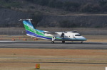 kumagorouさんが、長崎空港で撮影したオリエンタルエアブリッジ DHC-8-201Q Dash 8の航空フォト(飛行機 写真・画像)