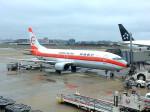 tsubasa0624さんが、福岡空港で撮影した日本トランスオーシャン航空 737-446の航空フォト(写真)