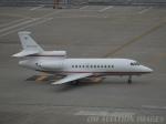 OM Aviation Imagesさんが、羽田空港で撮影したベクテル・コープ Falcon 900EXの航空フォト(写真)