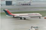 かずかずさんが、羽田空港で撮影した東亜国内航空 DC-9-41の航空フォト(写真)