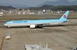 Cipher01さんが、福岡空港で撮影した大韓航空 777-3B5の航空フォト(写真)
