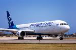 カヤノユウイチさんが、米子空港で撮影したアジア・アトランティック・エアラインズ 767-322/ERの航空フォト(飛行機 写真・画像)
