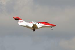 ピエモント・トライアド国際空港 - Piedmont Triad International Airport [GSO/KGSO]で撮影されたホンダ・エアクラフト・カンパニー - Honda Aircraft Companyの航空機写真