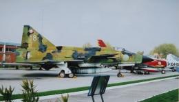 TKOさんが、マドリード=クアトロ・ビエントス空港で撮影したスウェーデン空軍 SK37 Viggenの航空フォト(飛行機 写真・画像)