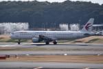tsubasa0624さんが、成田国際空港で撮影した中国東方航空 A321-211の航空フォト(写真)