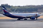 tsubasa0624さんが、成田国際空港で撮影したアエロフロート・ロシア航空 A330-343Xの航空フォト(飛行機 写真・画像)