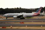 tsubasa0624さんが、成田国際空港で撮影したアメリカン航空 777-223/ERの航空フォト(飛行機 写真・画像)