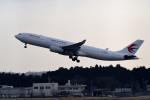 tsubasa0624さんが、成田国際空港で撮影した中国東方航空 A330-343Xの航空フォト(写真)