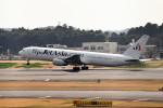 tsubasa0624さんが、成田国際空港で撮影したジェット・アジア・エアウェイズ 767-336/ERの航空フォト(飛行機 写真・画像)