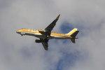 airline Nagoyaさんが、名古屋飛行場で撮影したフジドリームエアラインズ ERJ-170-200 (ERJ-175STD)の航空フォト(飛行機 写真・画像)