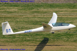 Chofu Spotter Ariaさんが、妻沼滑空場で撮影した日本大学グライダー部 - Nihon University Glider Club Duo Discus Tの航空フォト(飛行機 写真・画像)