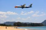 Meggyさんが、プーケット国際空港で撮影したバンコクエアウェイズ ATR-72-500 (ATR-72-212A)の航空フォト(写真)