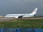 bb212さんが、台北松山空港で撮影した中華民国空軍 737-8ARの航空フォト(飛行機 写真・画像)