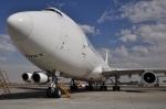 RUSSIANSKIさんが、シャルジャー国際空港で撮影したミデックス・エアラインズ 747-228F/SCDの航空フォト(飛行機 写真・画像)
