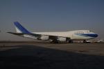 RUSSIANSKIさんが、シャルジャー国際空港で撮影したベテラン・アヴィア 747-281B(SF)の航空フォト(飛行機 写真・画像)