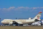 パンダさんが、成田国際空港で撮影したエティハド航空 747-87UF/SCDの航空フォト(写真)