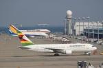 中部国際空港 - Chubu Centrair International Airport [NGO/RJGG]で撮影されたエア・ジンバブエ - Air Zimbabwe [UM/AZW]の航空機写真