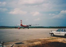 kumagorouさんが、南大東空港で撮影した南西航空 DHC-6-300 Twin Otterの航空フォト(写真)