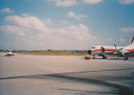 kumagorouさんが、与論空港で撮影した南西航空 YS-11A-202の航空フォト(飛行機 写真・画像)