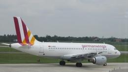 Take51さんが、ベオグラード・ニコラ・テスラ空港で撮影したジャーマンウィングス A319-112の航空フォト(飛行機 写真・画像)