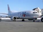 ATOMさんが、帯広空港で撮影した日本航空 737-446の航空フォト(飛行機 写真・画像)