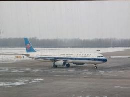 東方亜州さんが、長春龍嘉国際空港で撮影した中国南方航空 A321-231の航空フォト(飛行機 写真・画像)