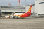 Procyonさんが、関西国際空港で撮影した海南航空 737-44Pの航空フォト(飛行機 写真・画像)