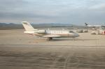 Procyonさんが、関西国際空港で撮影したビスタジェット CL-600-2B16 Challenger 605の航空フォト(飛行機 写真・画像)