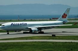 鱚楽鯛遊さんが、関西国際空港で撮影したエア・カレドニア A330-202の航空フォト(飛行機 写真・画像)