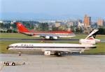 amagoさんが、名古屋飛行場で撮影したデルタ航空 MD-11の航空フォト(写真)