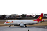 Dojalanaさんが、函館空港で撮影した天津航空 A320-232の航空フォト(飛行機 写真・画像)