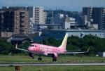 ぬるりんさんが、名古屋飛行場で撮影したフジドリームエアラインズ ERJ-170-200 (ERJ-175STD)の航空フォト(写真)