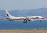 じーく。さんが、関西国際空港で撮影した中国東方航空 737-89Pの航空フォト(写真)