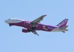 じーく。さんが、関西国際空港で撮影したピーチ A320-214の航空フォト(写真)