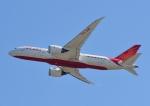 じーく。さんが、関西国際空港で撮影したエア・インディア 787-8 Dreamlinerの航空フォト(写真)