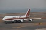 ハピネスさんが、中部国際空港で撮影したカリッタ エア 747-246Bの航空フォト(飛行機 写真・画像)