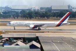 amagoさんが、ドンムアン空港で撮影したロイヤル・ネパール航空 757-2F8Cの航空フォト(飛行機 写真・画像)