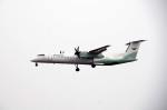 まいけるさんが、コペンハーゲン国際空港で撮影したワイドロー DHC-8-402Q Dash 8の航空フォト(写真)