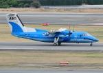 じーく。さんが、伊丹空港で撮影した天草エアライン DHC-8-103Q Dash 8の航空フォト(写真)