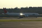 kanadeさんが、成田国際空港で撮影した日本航空 777-346/ERの航空フォト(写真)