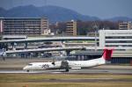 パンダさんが、伊丹空港で撮影した日本エアコミューター DHC-8-402Q Dash 8の航空フォト(写真)