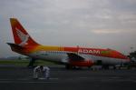 nick.hiroshiさんが、アジスチプト国際空港で撮影したアダム航空 737-291/Advの航空フォト(写真)