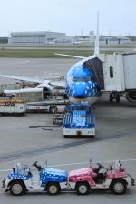 ふらっぺろんさんが、那覇空港で撮影した日本トランスオーシャン航空 737-4Q3の航空フォト(写真)
