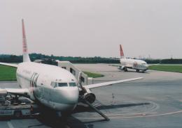 kumagorouさんが、宮古空港で撮影した日本トランスオーシャン航空 737-205/Advの航空フォト(飛行機 写真・画像)