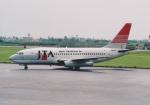 kumagorouさんが、宮古空港で撮影した日本トランスオーシャン航空 737-2Q3/Advの航空フォト(写真)