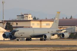 RCH8607さんが、横田基地で撮影したアメリカ空軍 KC-135R Stratotanker (717-148)の航空フォト(飛行機 写真・画像)