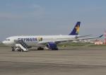じーく。さんが、羽田空港で撮影したイントレピッド・アヴィエーション・パートナーズ A330-343Eの航空フォト(飛行機 写真・画像)